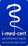 Logo i-med-cert